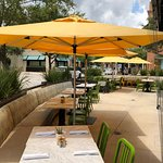 Very cool outdoor dining