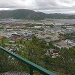 Blick auf Namsos