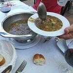El plato estrella... el mejor cocido montañés de Madrid... y no lo decimos nosotros