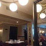 歐式料理餐廳環境