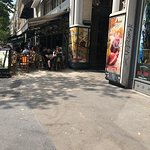 Le Cafe Zephyr fényképe