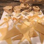 Picadita de quesos