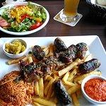 Balkan-sowie Ital.- und Deut. Küche
