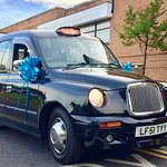 A Taxi to the Prom!
