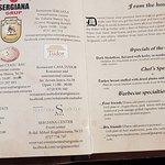 Zdjęcie Restaurant Sergiana