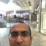 at the mall