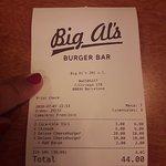 Фотография Big Al's American Kitchen