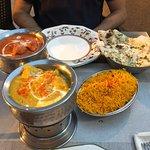 Punjabi Curry照片