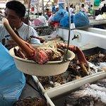 Фотография Mercado de Mariscos
