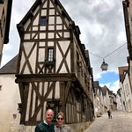 Lynne and Joe in Chartres