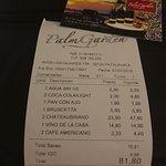 Foto van Restaurante Palm Garden