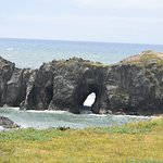 An Awesome Natural Arch.
