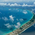Tikehau, atoll en forme d'anneau, niché au nord de Tuamotus