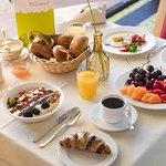 Gourmet-Frühstück der Extraklasse, für alle Naschkatzen und Breakfastlover.