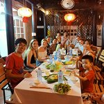 You are a member of our family! Welcome you to our home_ rice village homestay.