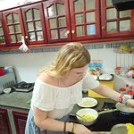 You cook for pleasure, for curiosity, for experience and because this is your home_ rice village homestay