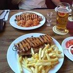 Restaurant Epidavros Foto
