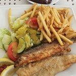 Talerz ryb mazurskich