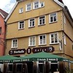 Bierhalle - ältestes Wirtshaus in Aalen