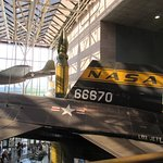 National Air and Space Museum - NASA shuttle
