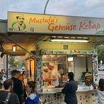 Zdjęcie Mustafa's Gemuese Kebab