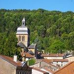 L'église Saint Etienne