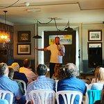Comedy at Shaftesbury Fringe