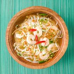 Shirmp Pho Soup