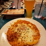 Baked ravioli and craft beer- a heavenly combo!