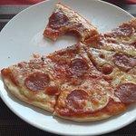 Bild från Pepper's Pizza & Grill