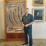 Музей не большой, но очень с сильной коллекцией ... здесь представлено даже холодное оружие