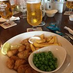 This is the scampi which was a winner at only £6.15