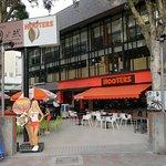 Bild från Hooters Taipei