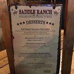 Foto di Saddle Ranch Chop House