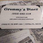Ảnh về Grammy's Diner