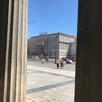 As seen from the Neue Wache