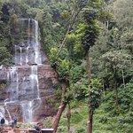 Jhari waterfalls