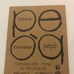 ภาพถ่ายของ Osteria Pepo