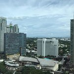 Makati view from the 19th