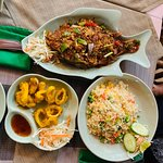 Banana Leaf Thai and Indian Restaurant照片
