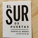 Bilde fra El Sur de Huertas