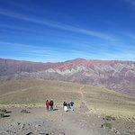 camino hacia el 2do mirador, 400 metros aprox de descenso a pie