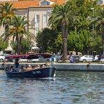 Ogopogo Makarska - water taxi - boat tour - panorama boat trip