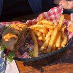 Glenmore burger