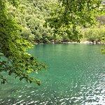 Среднее Бадукское озеро.