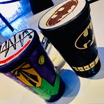DC Comics Super Heroes Cafe照片