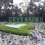 Φωτογραφία: Green Kubu Cafe