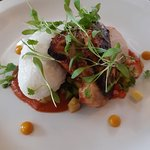 Browns Restaurant at Nevis Bank Inn Foto