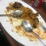 Terrible food