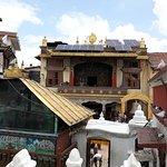 Monastery at Boudha